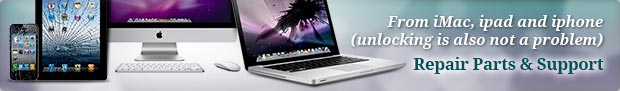 Apple Products repairs, ipad, iphone, ipod, imac