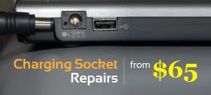 Charging socket repair from $65