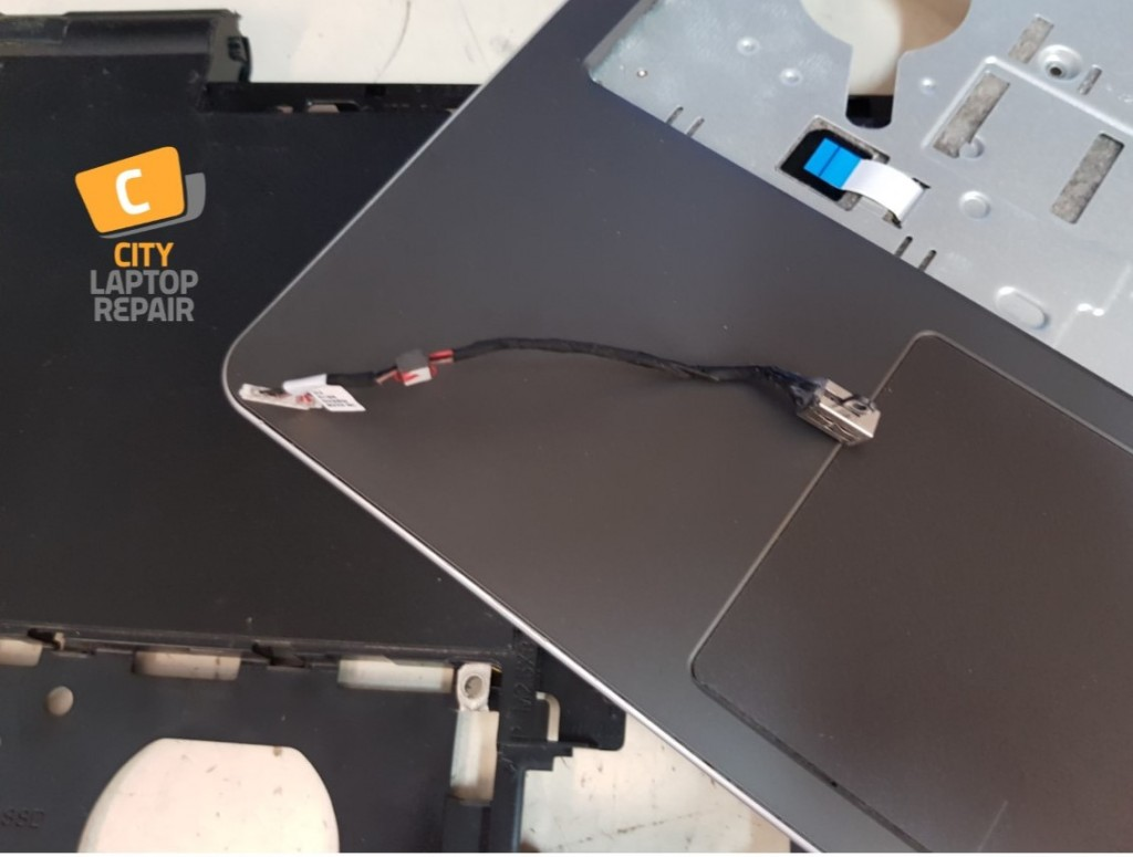 Laptop not charging
