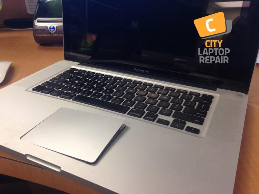 Macbook battery expanding