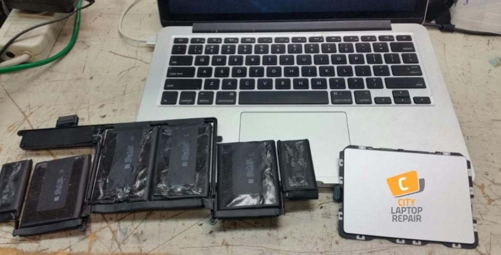 Macbook Battery Replacment